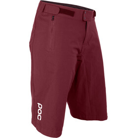 POC Resistance Enduro Light Shorts Women propylene red
